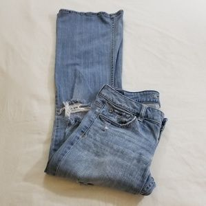 American Eagle AE Hipster Jeans Size 8 Regular